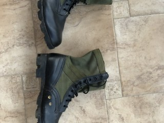 Jungle boots vel. 48